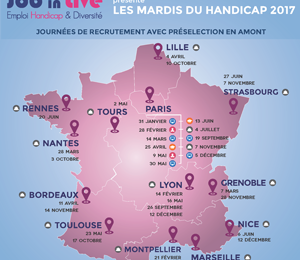 forum de recrutement handicap 2017